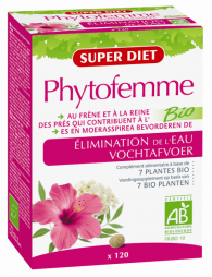 Phytofemme Elimination d'eau